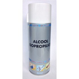 SPRAY ALCOOL ISOPROPILICO DA 400 ml