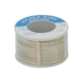 STAGNO DIAMETRO 1 MM. 100 GR