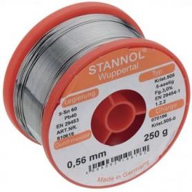 STAGNO Sn60-Pb40 500 g 1.00 mm