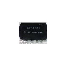STK4301 - 2x22w 31v power amp 50khz