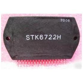 STK6722H INTEGRATO JAPAN