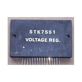 STK7551 INTEGRATO JAPAN