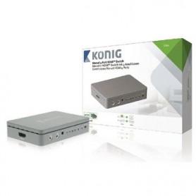 SWITCH 4 PORTE HDMI