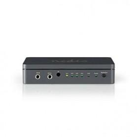 SWITCH HDMI™  4 PORTE - 4x INGRESSO HDMI™  1x USCITE HDMI™