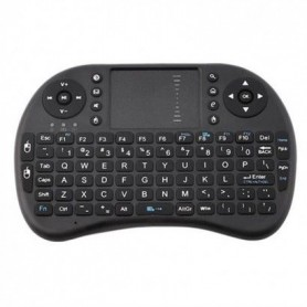 TASTIERA MINI WIRELESS Wi-Fi CON TOUCH PAD