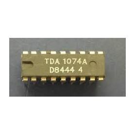 TDA 1074A - CIRCUITO INTEGRATO