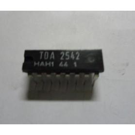 TDA 2542 - CIRCUITO INTEGRATO