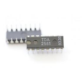 TDA 2581 - CIRCUITO INTEGRATO