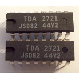 TDA 2721 - CIRCUITO INTEGRATO