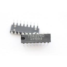 TDA 2740 - CIRCUITO INTEGRATO