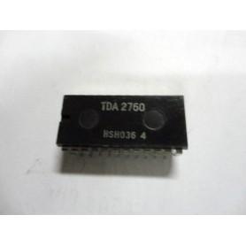 TDA 2760 - CIRCUITO INTEGRATO