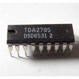 TDA 2795 - CIRCUITO INTEGRATO
