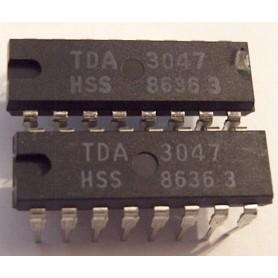 TDA 3047 - CIRCUITO INTEGRATO