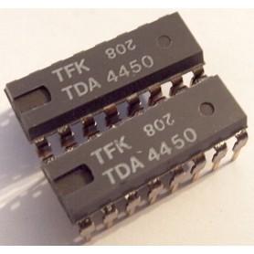 TDA 4450 - CIRCUITO INTEGRATO