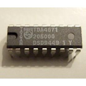 TDA 4671 - CIRCUITO INTEGRATO