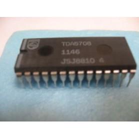 TDA 5708 - CIRCUITO INTEGRATO