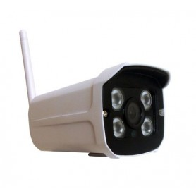 TELECAMERA WIRELESS HD 720p CON 4 ARRAY LED E slot SD