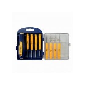 TORX-KIT - kit cacciaviti torx dal t3 al t10