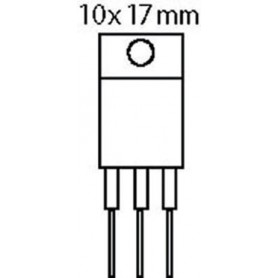 UA7815 - CIRCUITO INTEGRATO 15 V 1.5 A 4%