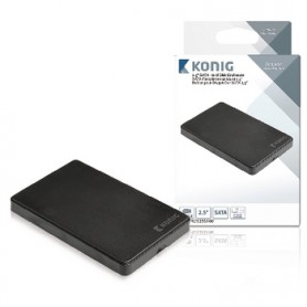UNITA\' DISCO RIGIDO 2.5  SATA USB 2.0 Nero
